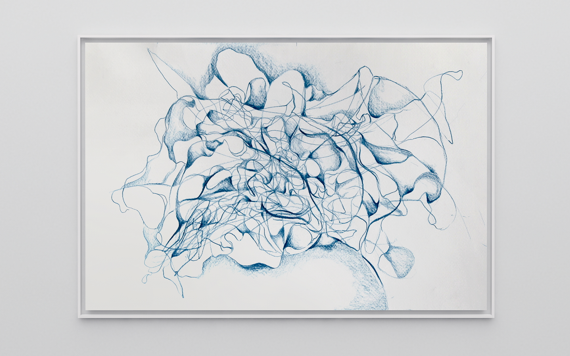 Sougwen Chung, Drawing Operations, 2016